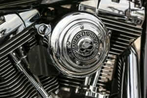 Harley-Davidson Motorcycle Engine