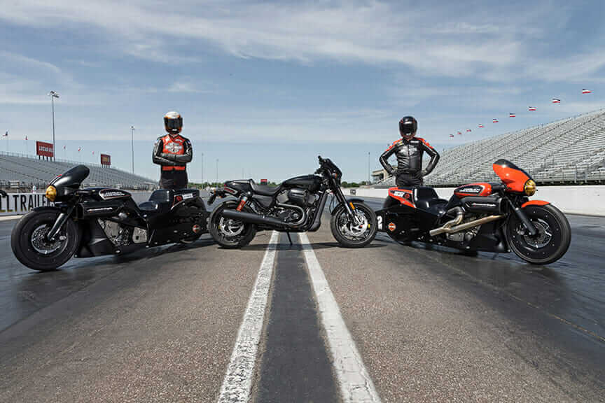 Harley-Davidson NHRA Pro Stock Motorcycle Team