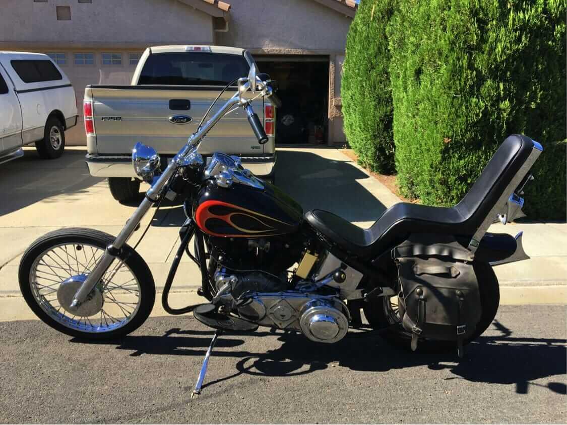 1946 Harley-Davidson® Knucklehead