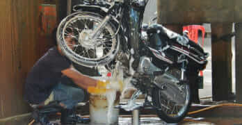 Top 10 Tips for Washing a Motorcycle