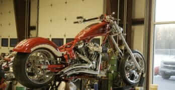 Custom Chopper by V Force Customs for Sale on ChopperExchange