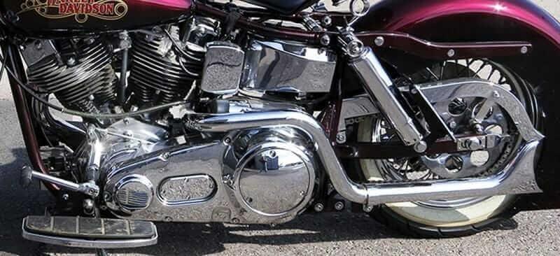 Classic 1976 Harley-Davidson® Shovelhead