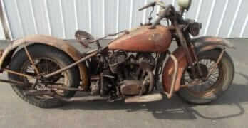 Vintage 1931 Harley-Davidson Flathead V Solo for Sale on Chopperexchange