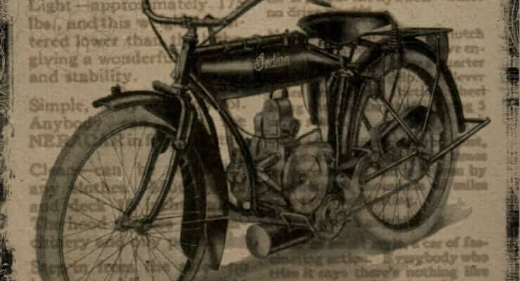 Born to Ride: Motorcycles in History
