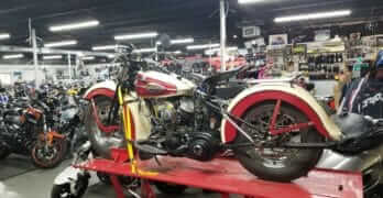 Vintage 1942 Harley Davidson WLC for Sale on Chopperexchange