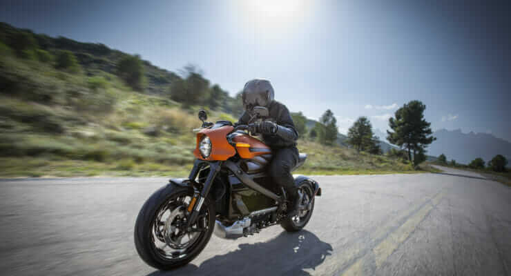 The Future Has Arrived: Meet the Harley Davidson LiveWire 2019